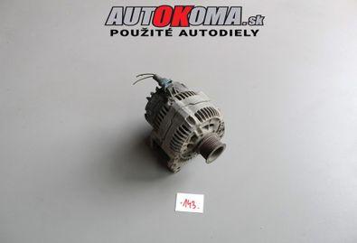 Alternator Volkswagen Polo 1.9 diesel 028903026A