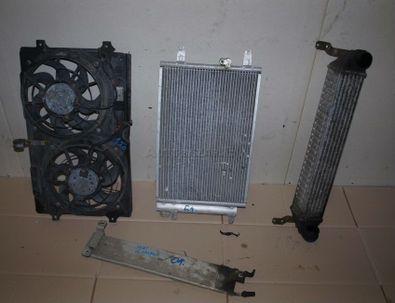 Chladic klimatizacie Seat Alhambra 1.9 tdi