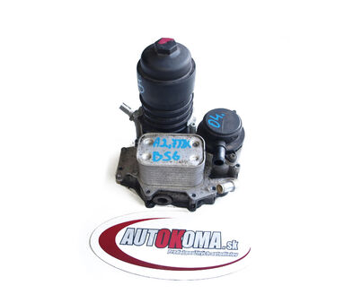 Chladic oleja Audi A6 2.7 tdi BSG 059115397K