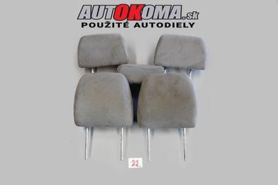 Opierka hlavy Mazda 6 2002-2007