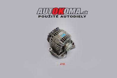 Alternator Volkswagen Touareg 2.5 tdi 070903024