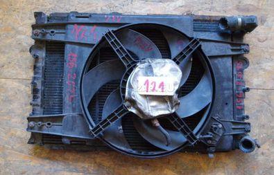 Chladic vody + vetrak Alfa Romeo 156 2.0 ts