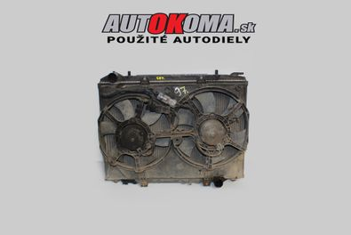 Chladic vody + ventilator Opel Frontera B 2.2 DTI 1998-2004
