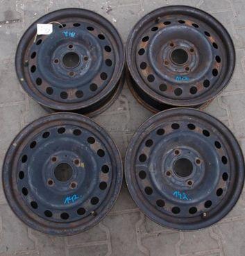 Plechovy disk Nissan Almera N15 6Jx15 et45