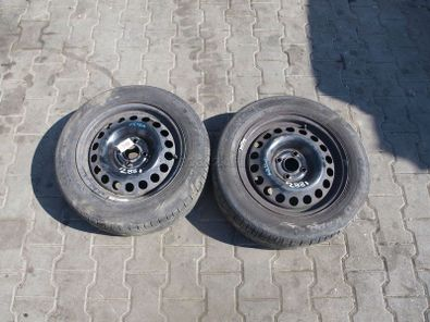 Kolesa Opel Astra G Zafira