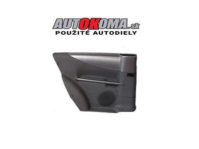 Lavy predny dverovy tapacir Citroen C3 Pluriel