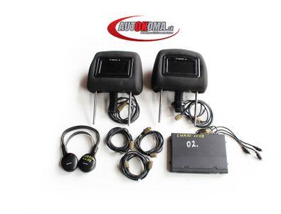 Opierky dvd monitory Toyota Corolla Verso 04-09