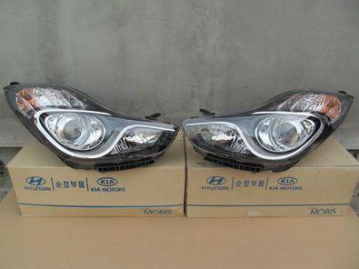 Lave predne svetlo Hyundai ix20