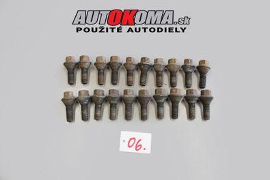 Sroby kolies Opel Vivaro 2001-2014