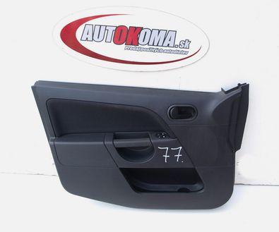 Lavy predny dverovy tapacir Ford Fiesta MK6 2002>